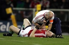 'It wasn't nice being used as the guinea pig' - O'Driscoll on that spear tackle