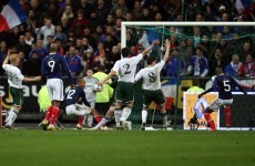 The man who put the ball in the net after Henry's handball to break Irish hearts has retired