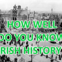 Take This Tricky Irish History Quiz
