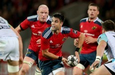 Analysis: Conor Murray the key man in Munster's attacking game plan