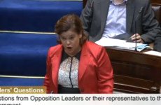A smart-alec Tánaiste giving smart-alec answers... That's what Mary Lou thinks of Joan