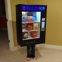 Dad of the year makes his son the best Halloween costume we've ever seen
