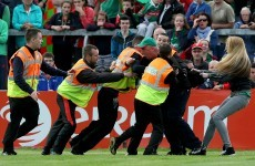 Mayo invading fan: 'It wouldn't have happened if the game had been played in Croke Park'