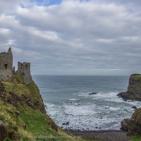 Heritage Ireland: This may be the most stunning location for a castle