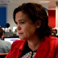 We asked Mary Lou McDonald where she'd be now had she stayed in Fianna Fáil