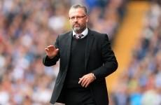 Lambert confident Keane will remain at Villa despite book claims
