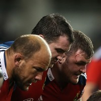 Chop-tackling Kilcoyne learning from Flannery's professionalism at Munster