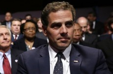 Joe Biden's son kicked out of US Navy over cocaine use