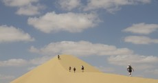 Sports Film of the Week: Desert Runners