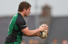 Lam shuffles pack for Connacht's Challenge Cup opener