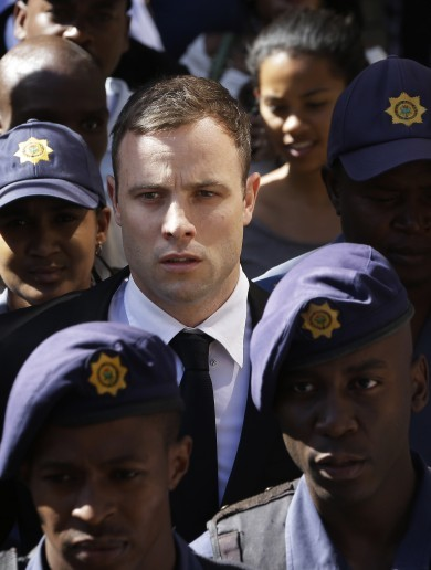 Prosecutor says Pistorius should spend at least 10 years behind bars