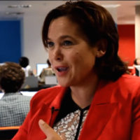 Mary Lou McDonald: 'I'm not exactly a shrinking violet'