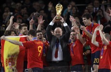 End of an era: Euro 2016 will be del Bosque's last tournament as Spain coach