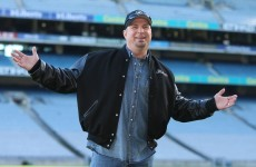 Garth Brooks will NOT be playing in Ireland in 2015