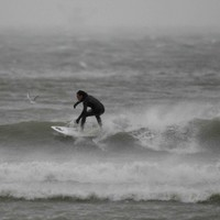 The Surf Report: bad weather, good waves
