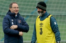 'I don't see why Roy can't manage Ireland' - Martin O'Neill