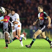 Analysis: Clever kicks from Evans help 'Quins to win over Castres