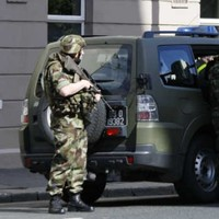 Army bomb disposal team deals with chemical at Tralee IT