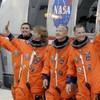 Space shuttle Atlantis - the Irish connections