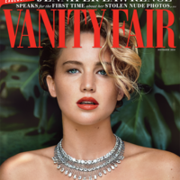 Jennifer Lawrence joked about the nude photos, and some people are very angry