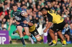 Connacht only needed 40 minutes to secure a try bonus point against La Rochelle