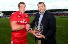 Stander points to calm heads after Munster's dramatic win in Sale