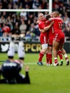 23 pictures from a super Saturday of European rugby