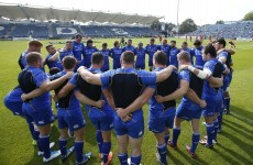 'If it's on, we will play' - Leinster looking to find next gear against Wasps