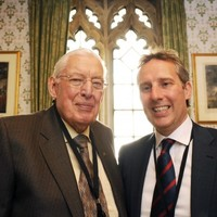 """""""Dad could certainly speak out"""": Ian Paisley remembered at Ulster Hall memorial"""