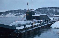 Sweden is chasing a Russian submarine