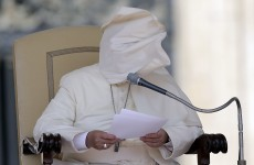 12 times Pope Francis was incredibly patient on windy days