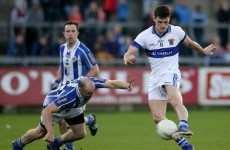 Diarmuid Connolly scored another cracking goal for St Vincent's yesterday