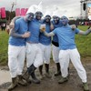 Singing in the rain: day one at Oxegen (Gallery)