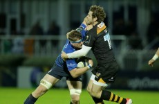 'We were lucky' - Man of the match Heaslip wants more from Leinster