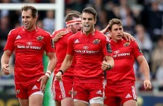 TheScore.ie's Irish XV of the Champions Cup weekend