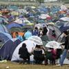 Five teens injured in overnight slashing assault at Oxegen campsite