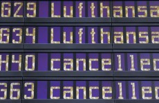 Flights to Germany cancelled as 10,000 Lufthansa pilots strike