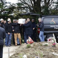 Funeral of Hassan Khan takes place in Dublin