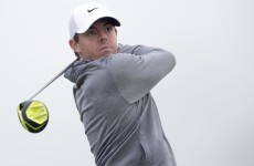 McIlroy taking time away from golf to prepare for legal battle