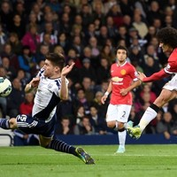 West Brom Twitter account slags off Fellaini, Belgian rifles in first ever Man United goal