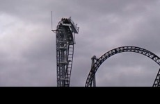 World's steepest roller coaster unveiled in Japan