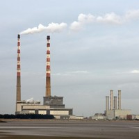 Work has started on the Poolbeg incinerator - but there's already a protest planned