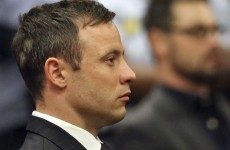 Oscar Pistorius 'could be out of jail in 10 months'