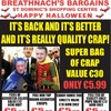 Dublin shop's Halloween 'bag of crap' is back and it's better than ever
