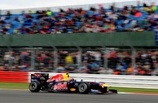 Webber grabs Silverstone pole as Red Bull and McLaren do battle over (another) rule change