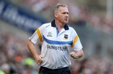 Good news Tipp fans, your hurling manager is close to staying on for 2015