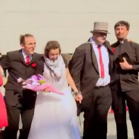 This 'surprise' wedding prank in Dublin will give you all sorts of secondhand embarrassment