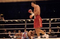 How can Haye come back from Klitschko humiliation?