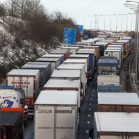 """""""An absolute disgrace"""" - Hauliers hit back at criticism of Monday's blockade"""