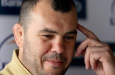 'Reformer' Michael Cheika the perfect man to grab Wallabies by scruff of the neck -- Caputo